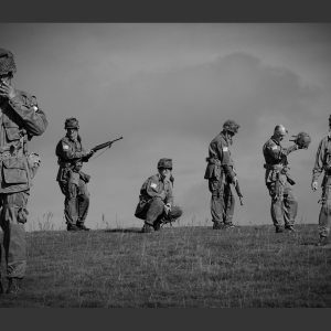 One Man On Duty by Mel Dunn